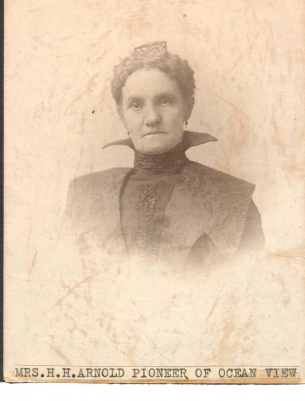 Mrs. H.H. Arnold