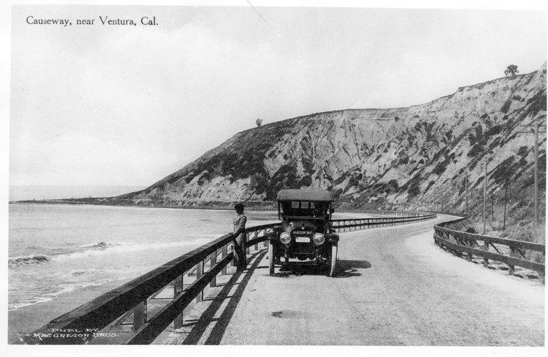 Causeway Near Ventura