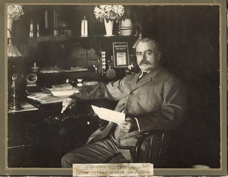 Sheriff William H. Reilly