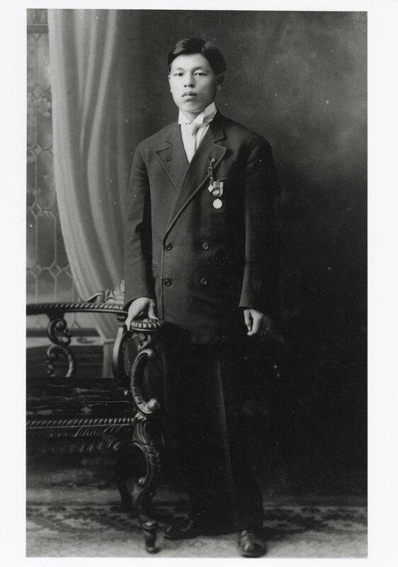 Magoichi Takeda Portrait