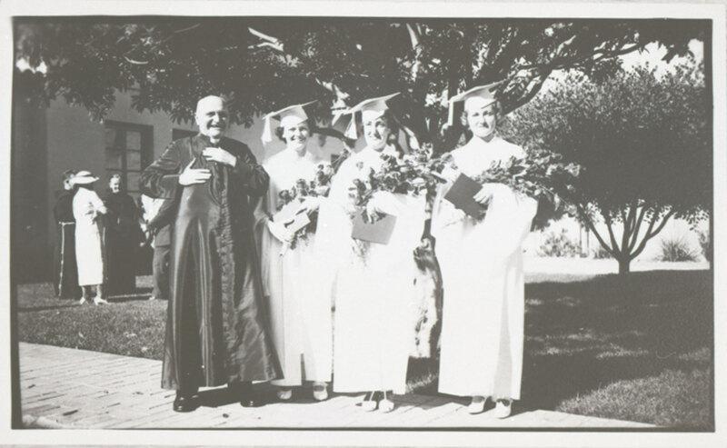 Katherine Hoffman Haley Graduation