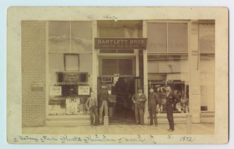 Bartlett Bros. Agts. Group Photo