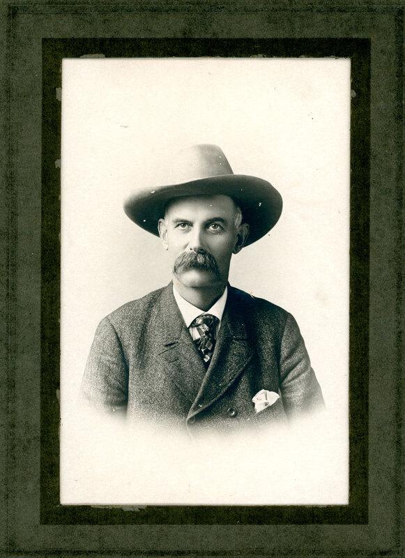 Sheriff Edmund G. McMartin