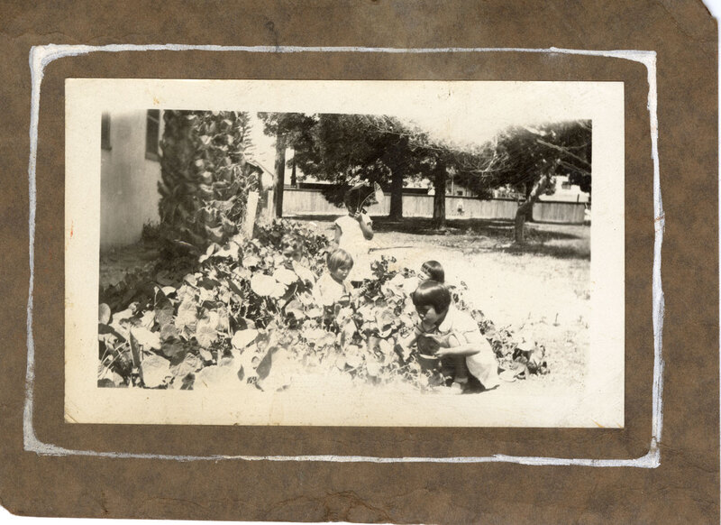 Children Outside, Palm Street Kindergarten