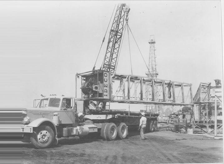 Heavy Duty Transport Truck