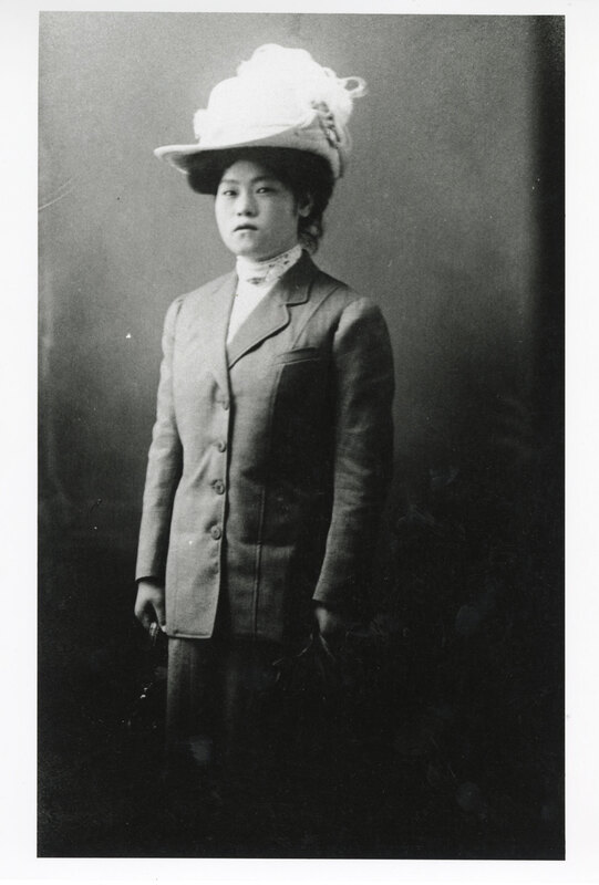 Yasuye Takasugi Portrait