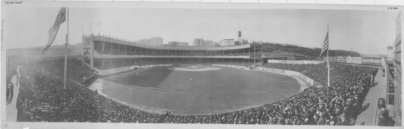 Polo Grounds, New York, 1912 World Series