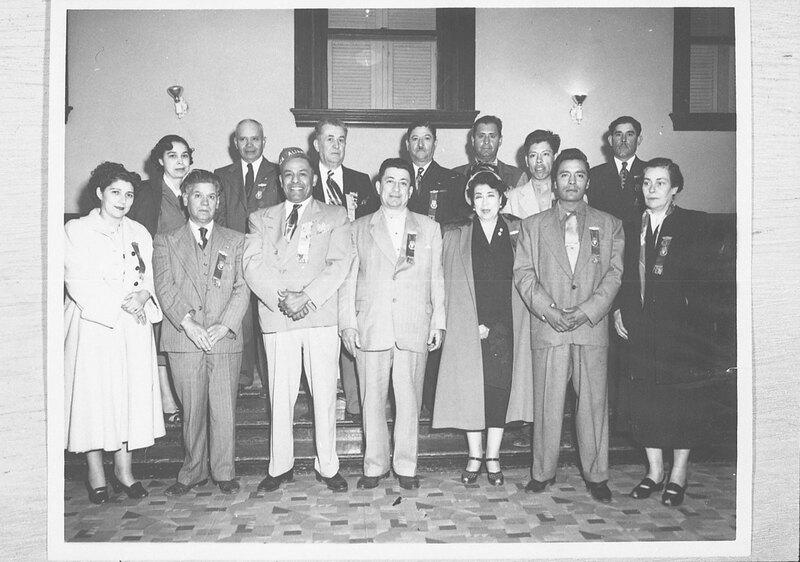 Alianza Hispana Mexicana, 1950