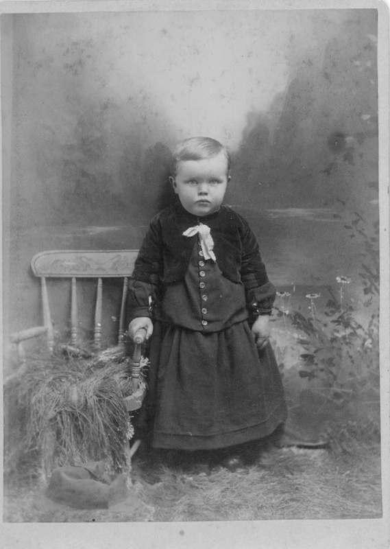 Emmet Fisher portrait