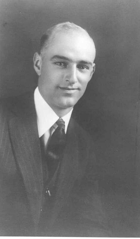 Portrait of Joseph Sailer, Jr.