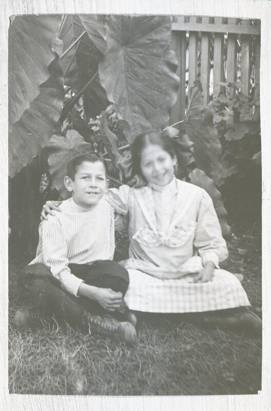 Gordon Nidever Ruiz and Maria Louise Ruiz