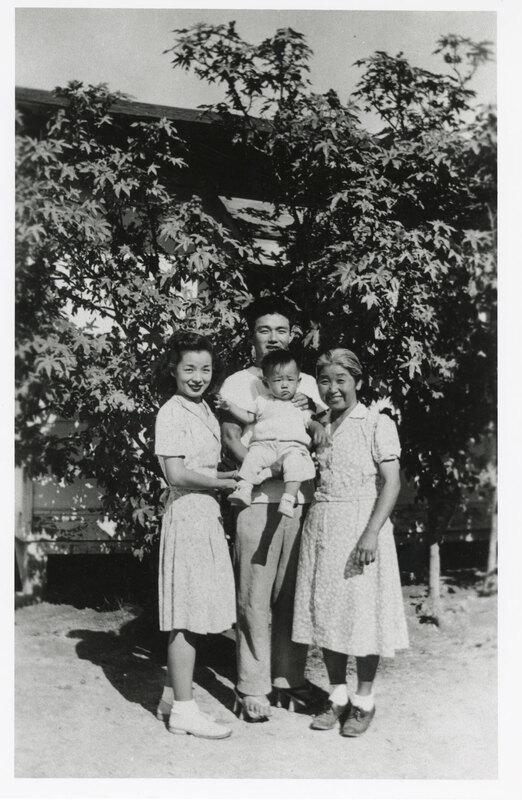 Fujita Family Portrait, 1944