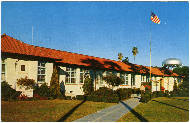Oxnard City Hall Postcard