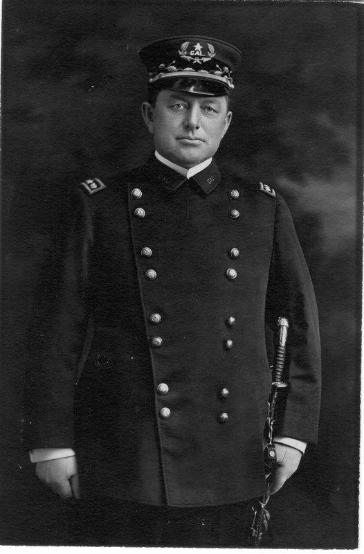 Major Driffill portrait