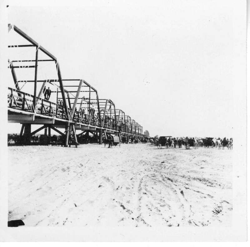 Dedication of Saticoy Bridge