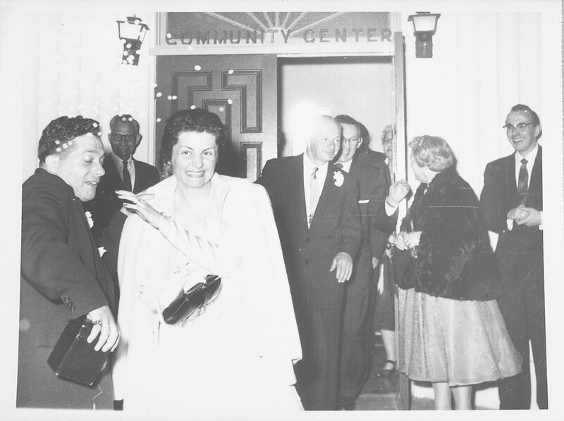 Wedding of Blanch Kohn