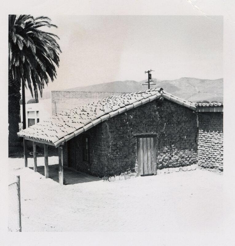 Ortega Adobe Exterior