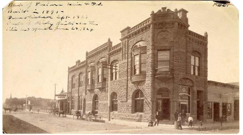 Bank of Ventura 1892
