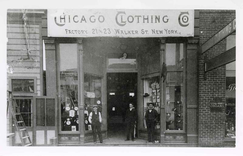 Wineman Clothing Store