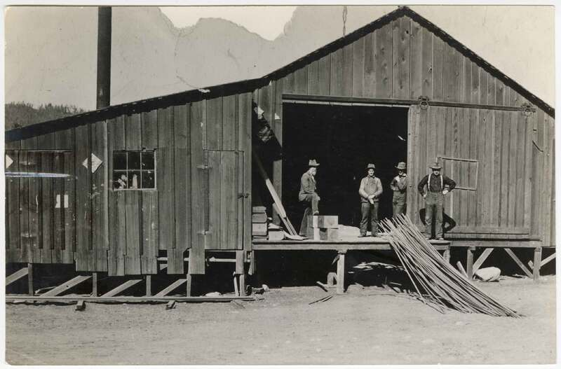 People's Lumber Company, Old Mill, Santa Paula