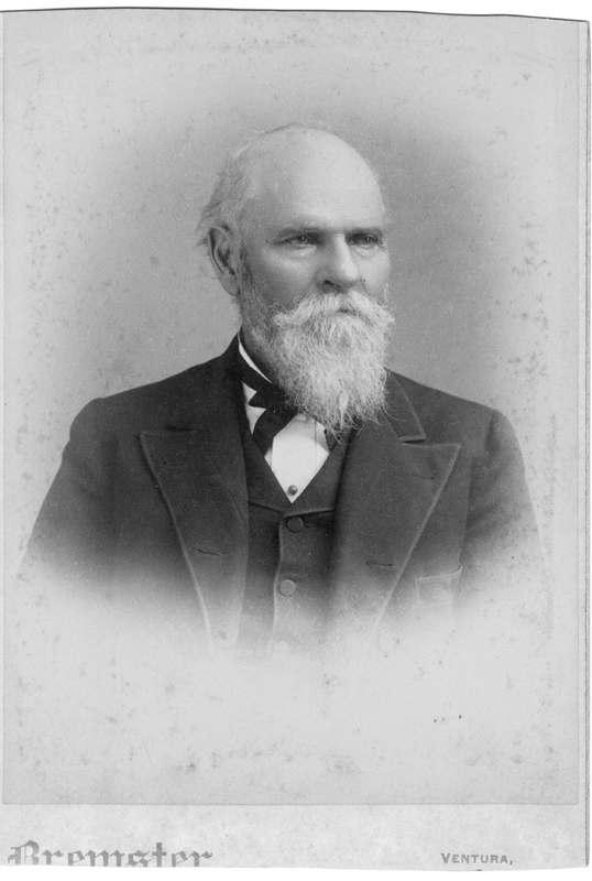 Dr. Cephas Bard portrait