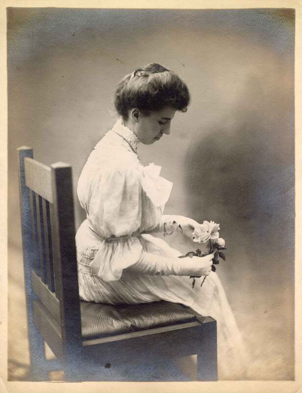 Pansy Augusta Brewster, Age 21