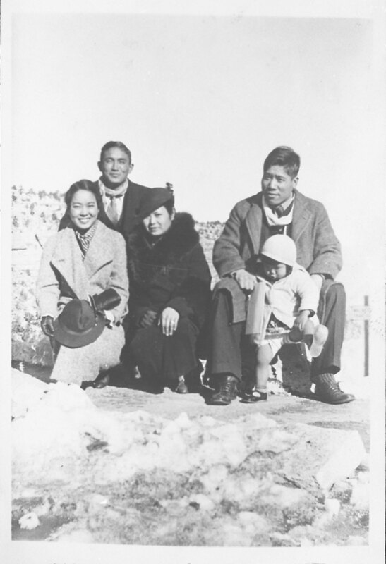 Inadomi Family Vacation