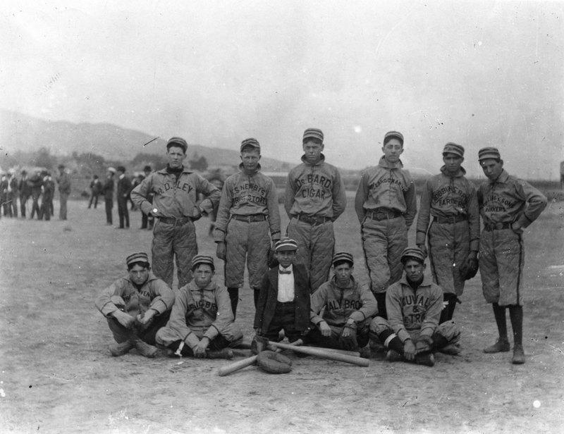 Baseball Team, 1902