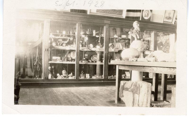 Ventura County Pioneer Museum Interior