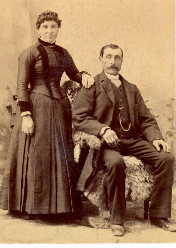 Mr. and Mrs. Lewis Pfeiler