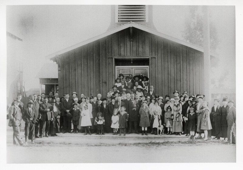 Group Photo, Santa Paula Baptist Church