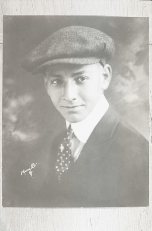 Gabriel Ruiz Circa 1920s