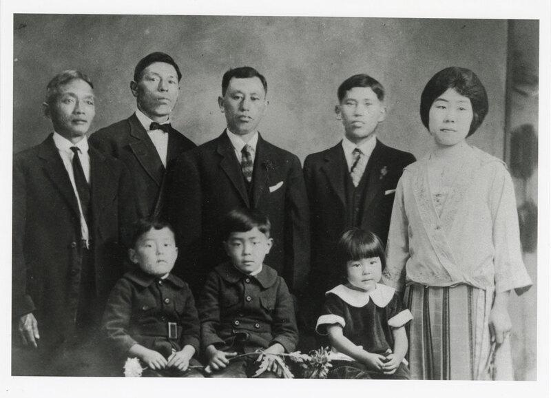 Takeda Family Portrait