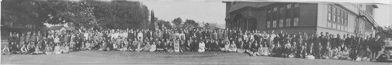 South Grammar School Group Photo