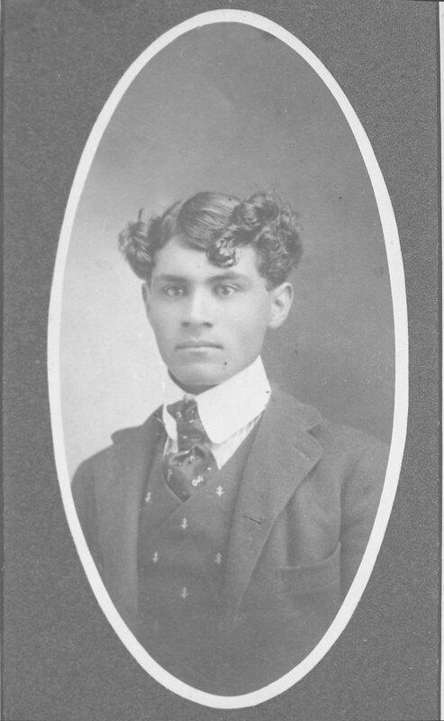 Joaquin M. Real, Portrait, Bust