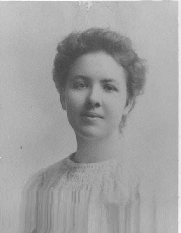 Janet Scott Cameron Portrait