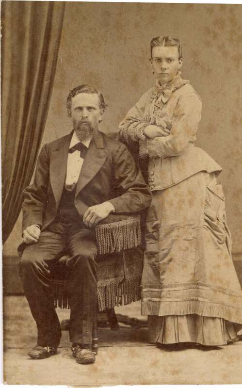 Mr. and Mrs. M. H. Arnold