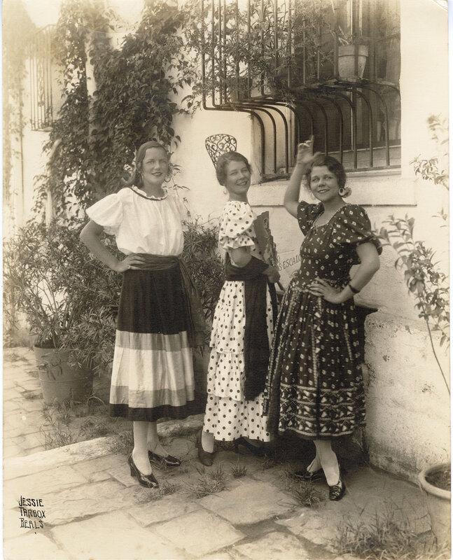 Marion Berry, Arvella Vorbeck Temple, Bonita Vorbeck Group Photo