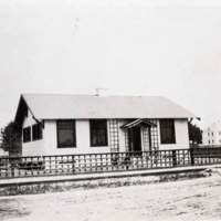 Cottage built in 1915 that housed the Women's Improvement Club of Hueneme and the Hueneme Library