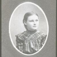 Edith Hobson Hoffman, Childhood Portrait