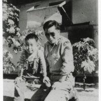 Leonard and Abe Takasugi