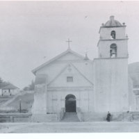 San Buenaventura Mission Church