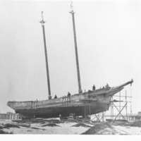 Ship Under Repair