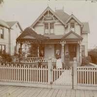 C. G. Bartlett's First Home in Ventura, California