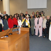 Women's Commission Recognized for Women's History Month