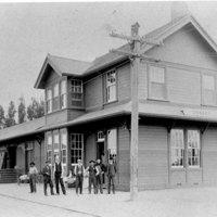 Oxnard Railroad Station