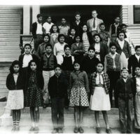 Mountain View School, Fillmore 6th Grade Class, 1939