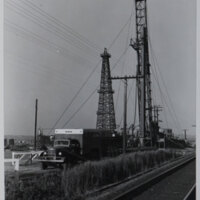 Oil Well and Rig