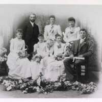 Ventura High School Graduation, Class of 1891