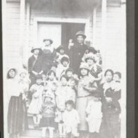 Japanese Methodist Church Women & Children